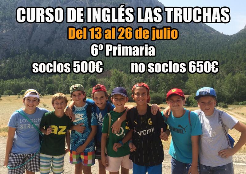 Curso de Inglés Las Truchas (6ºPrimaria)