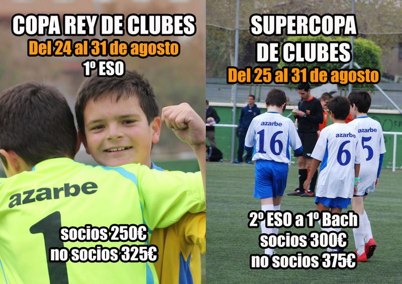 Copa Rey de Clubes y Supercopa de Clubes